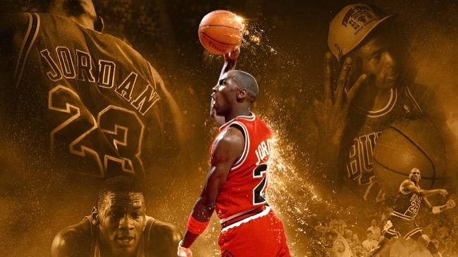 麦克乔丹三度登上《NBA 2K16》特别版封面