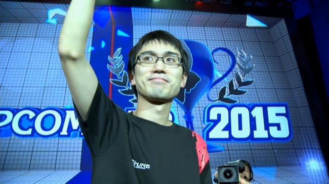 2015Capcom Cup 冠军出炉,Kazunoko击败梅原大吾荣登王座